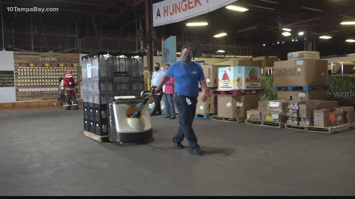 TG Lee makes enormous milk donation to support Cereal For Summer and Feeding Tampa Bay