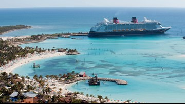 Disney to donate $1 million for relief, recovery efforts in the Bahamas