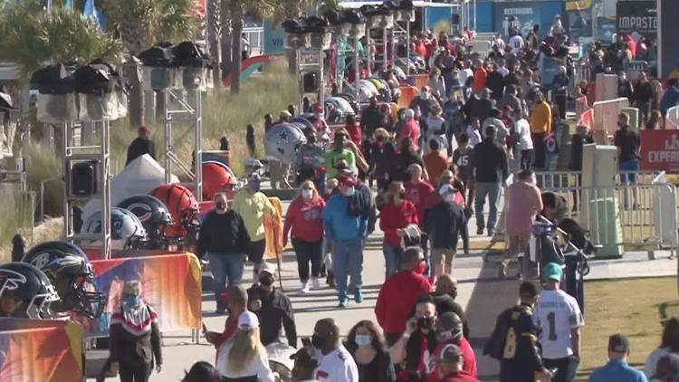 Tampa-area businesses, organizations get boost from Super Bowl LV