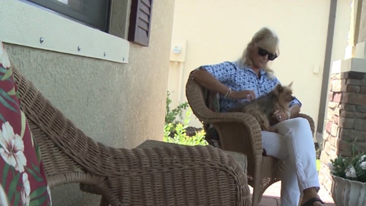 Florida woman was looking for love but never found a match. Out thousands, she Turned to 10
