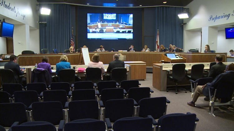 Emergency school board meeting to focus on leadership, has 'potential to be very serious'