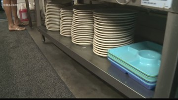 Popular restaurant closed for rat droppings, but owner says they were black beans