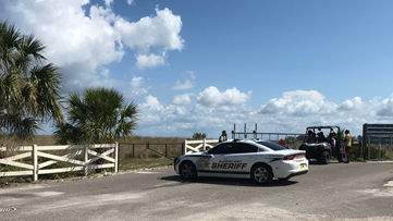 Deputies: Man, toddler dead; 'hero' missing after getting caught in current at Apollo Beach
