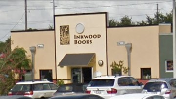 Longtime Tampa bookstore closing in late March