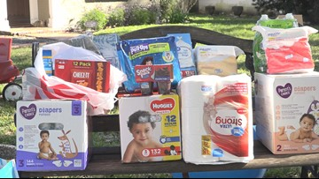 Coast Guard wife organizes grassroots pantry donation drive for Tampa Bay members