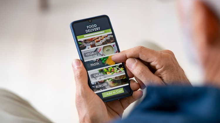 As food delivery apps become more popular, how much are they costing you?