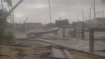 'Storm of the Century' slams into Florida bringing surge, tornadoes on this day in 1993