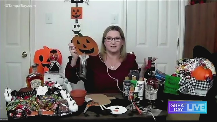 Halloween party and decor ideas