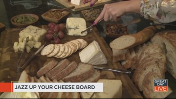 Rules for a good cheese board: There are none!