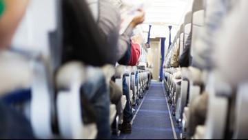 Passenger's blister pops, splashes blood on American Airlines flight