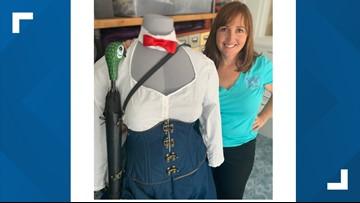 Gasparilla Fashion: Steampunk Mary Poppins
