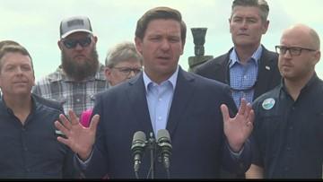 Florida Gov. Ron DeSantis creates red tide task force