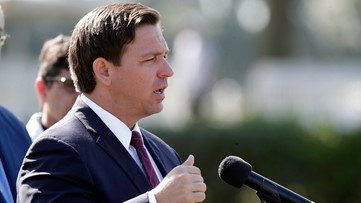 Gov. DeSantis says thousands of 45 minute COVID-19 tests will be sent to Florida