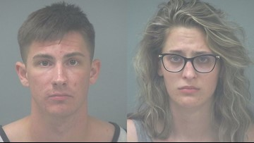 Newlyweds, weddings guests arrested for breaking into school