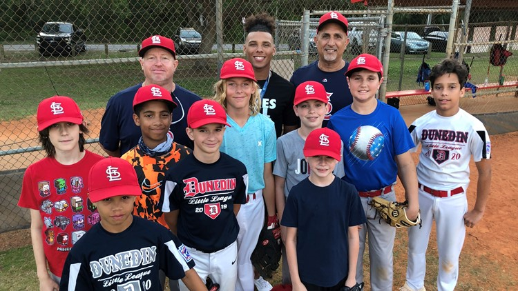 Volunteer baseball coach reflects on more than 30 years of teaching kids at Dunedin Little League