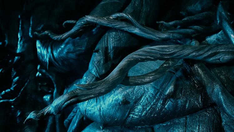 Devil's Snare at Universal Orlando Hagrid's roller coaster