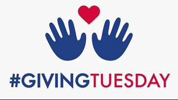 Check it out! The 30-second charity check for Giving Tuesday