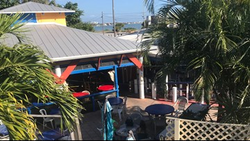 Beach bar owner blames rat problem on neighboring construction site