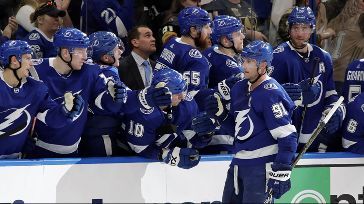 Lightning To Play In Sweden For Two Games Next Season Wtsp Com