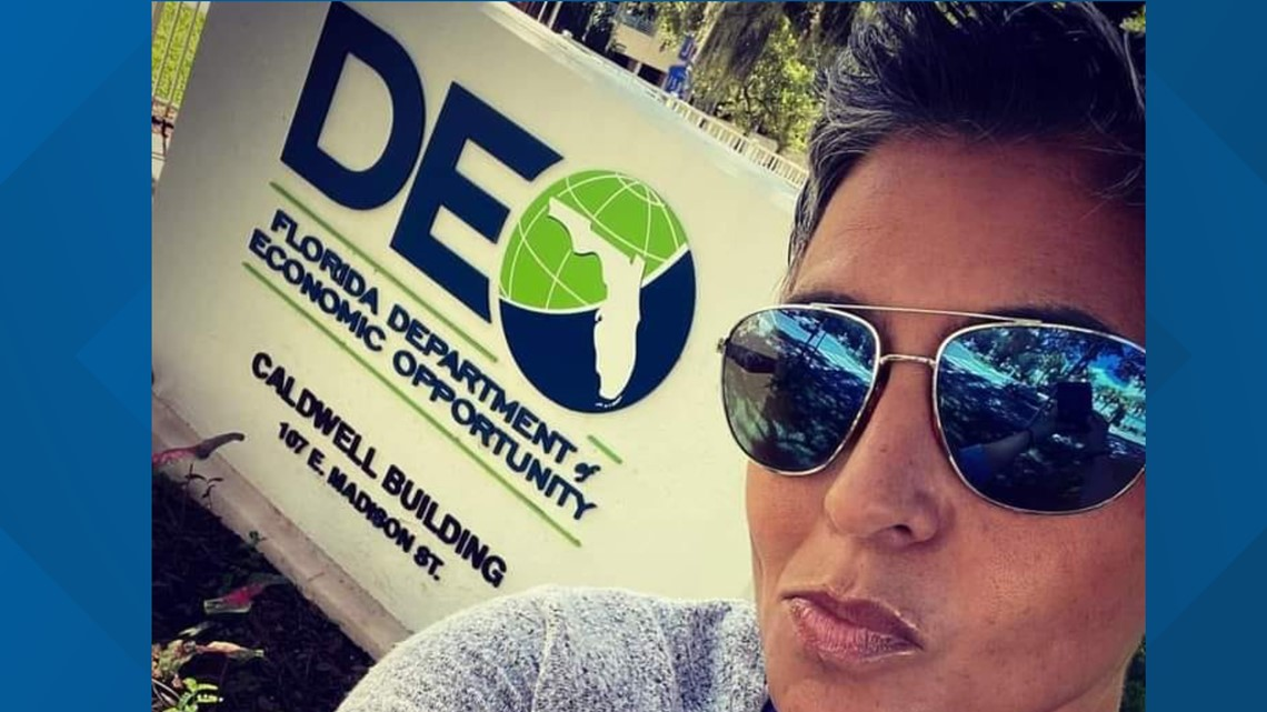 Florida woman works to get thousands of unemployment issues resolved