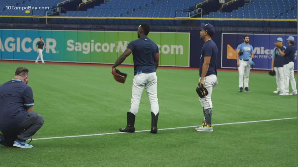 Rays vs. Boston: Game 1 of ALDS gets underway at the Trop tonight