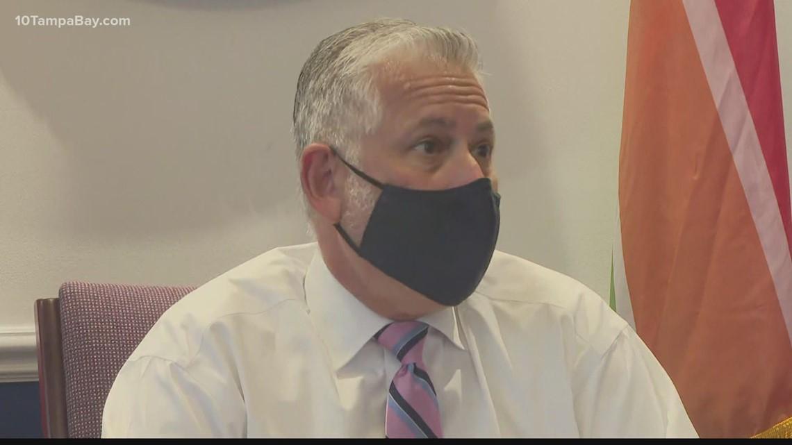 St. Pete Mayor Rick Kriseman says Gov. DeSantis put politics over public health