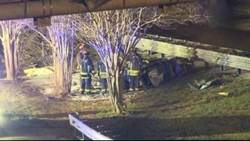 FHP identifies two men killed in crash on I-275