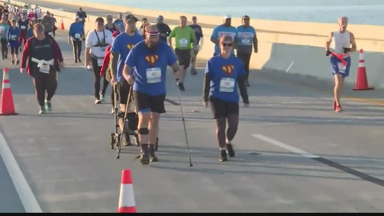 Local Army veteran looks back on what he learned in 2020, running Skyway 10K