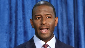 Here's what Andrew Gillum's 'major announcement' could be