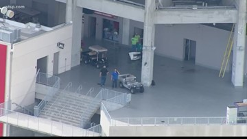 2 workers injured when gas ignited at Raymond James Stadium in Tampa