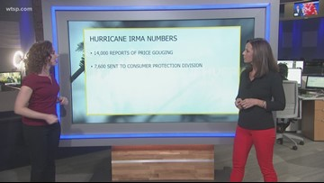 How to make sure an organization you're donating to is legitimate during Hurricane Dorian