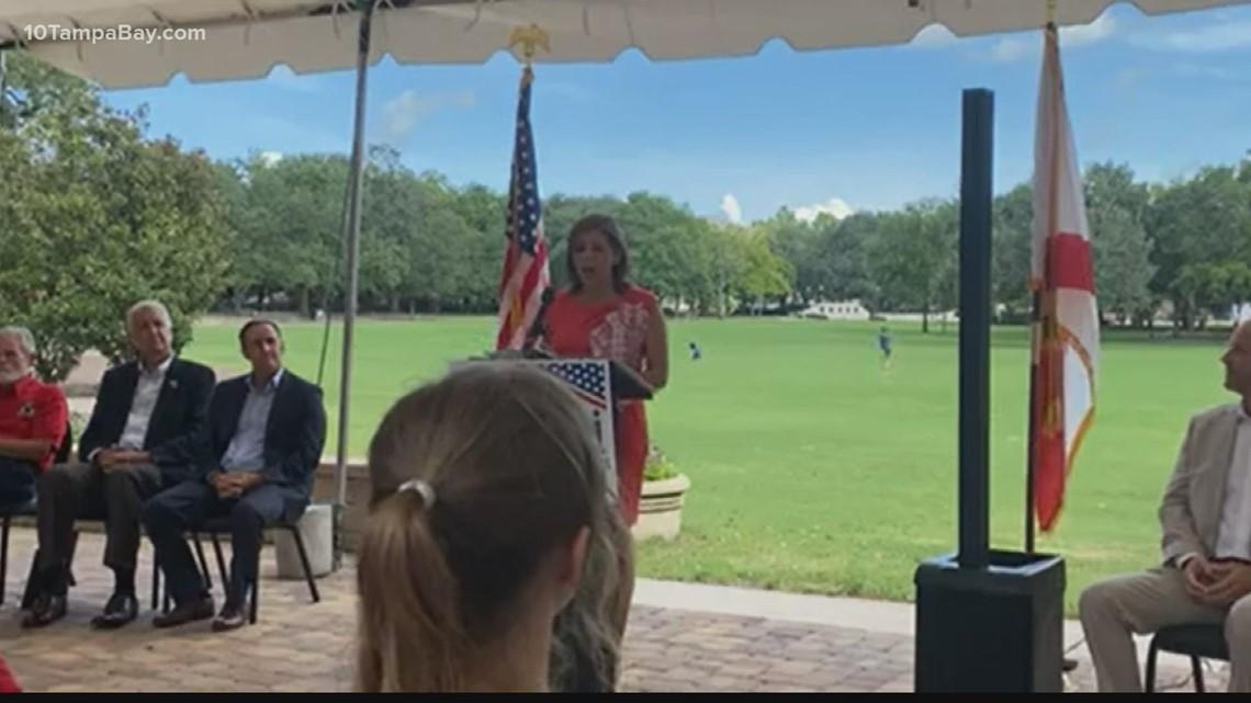 Amanda Makki announces bid for Florida District 13