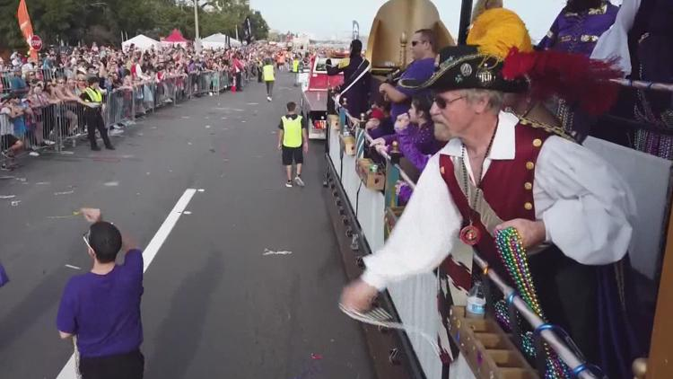 Businesses losing very real treasure with the cancellation of Gasparilla 2021