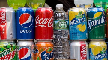 Drinking small glasses of juice or soda linked to cancer risk, study finds