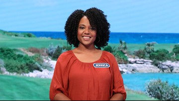 St. Pete woman proves lucky on 'Wheel of Fortune'