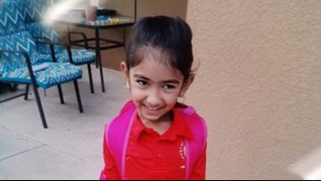 5-year-old Pasco County girl found safe after mix-up