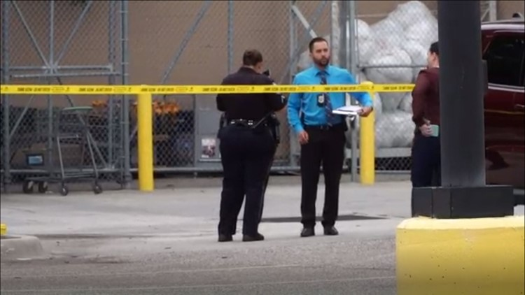 Police: Walmart employee killed in shooting behind Pinellas Park store