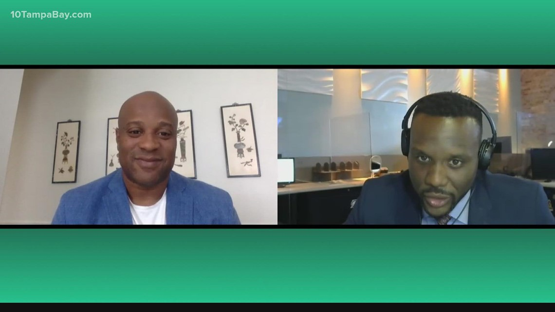 A Frank Conversation: Je'Rod Cherry talks mental health struggles of professional athletes
