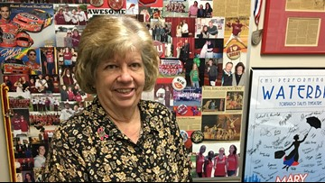 Support pours in for teacher fighting cancer after 40 years at Clearwater High