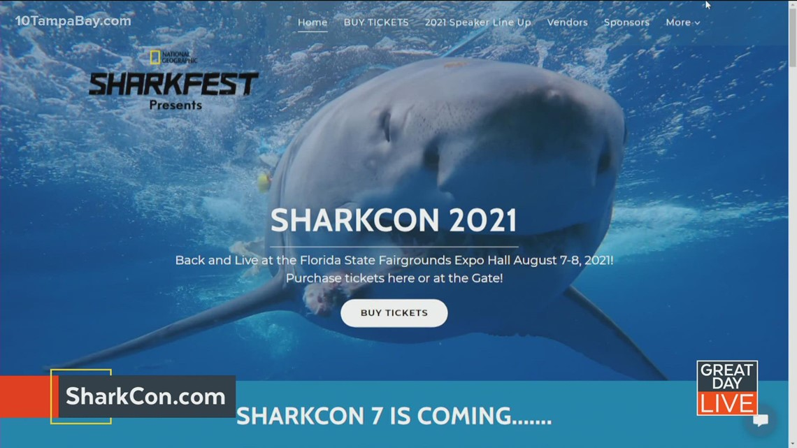 Sink your teeth into Shark Con