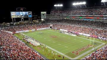 Minnesota to face Auburn in Outback Bowl at Raymond James Stadium