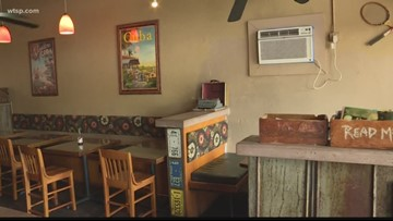 Roaches found on food in St. Pete coffee shop