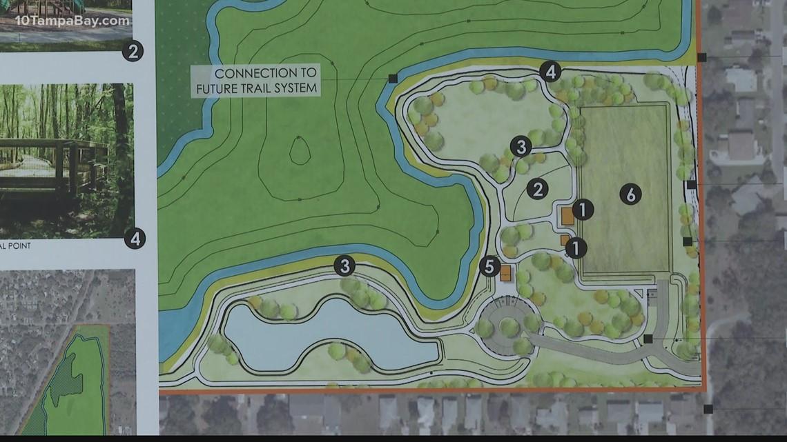 Manatee County leaders to break ground on Palmetto's 88-acre Washington Park