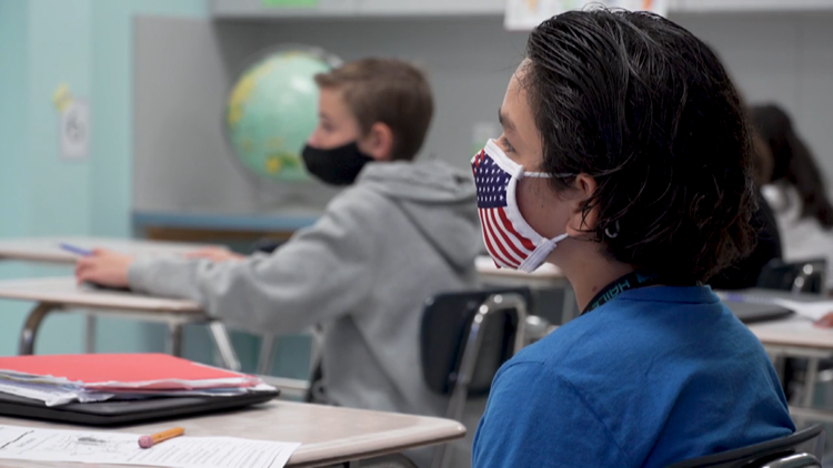 Tampa Bay area districts, parents and teachers react to Florida's 'voluntary face mask policy'