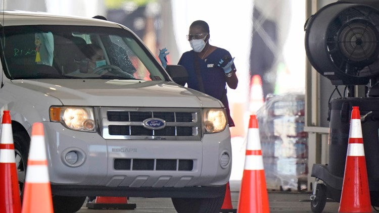 Florida reports 6,684 new coronavirus cases, 84 new deaths