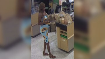 Pregnant Florida woman accused of spending thousands with fraudulent credit card, deputies say