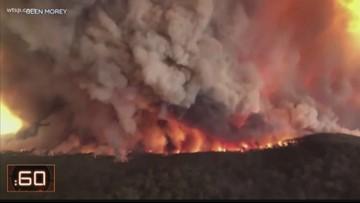 How Australian brush fires are impacting the world