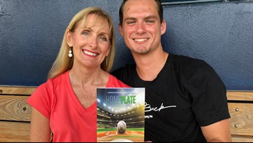 College athlete pens book about perseverance after not eating for 15 years