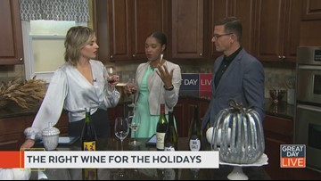 Choosing the right Thanksgiving wines