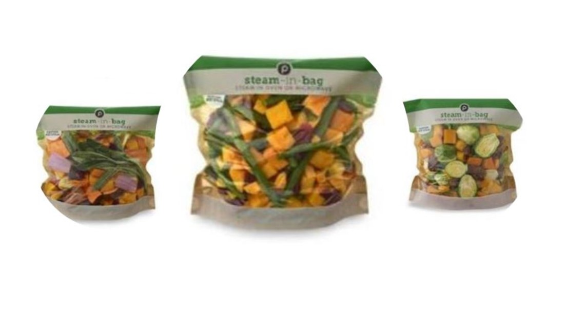 Publix issues recall on certain 'Steam In Bag' products due to possible Listeria concerns